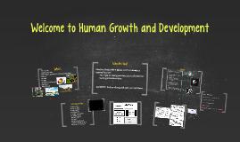 Human Growth Intro.