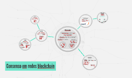 Consenso em redes blockchain