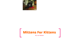 Mittens For Kittens