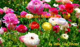 Daycare Costs & Benefits