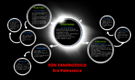Copy of EÓN FANEROZOICO