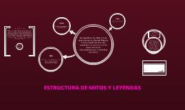 Copy of ESTRUCTURA DE MITOS Y LEYENDAS