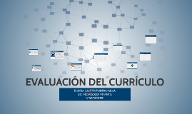 Copy of EVALUACIÓN EDUCATIVA