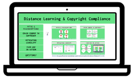 Distance Learning & Copyright Compliance
