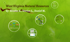 West Virginia Natural Resources