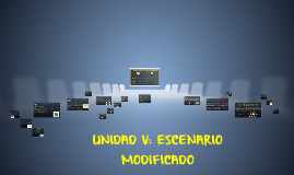 Copy of UNIDAD V: ESCENARIO MODIFICADO