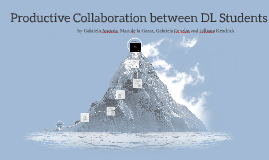 Productive Collaboration between DL Students