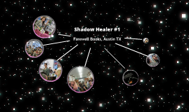 Shadow Healer issue #1 release