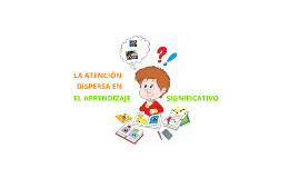 Copy of LA ATENCIÓN DISPERSA