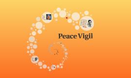 Mariapoli Peace Vigil