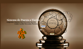 Copy of Sistema de Puesta a Tierra