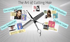 Copy of Cutting men's hair