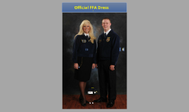 Official FFA Dress