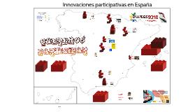 Copy of Jornada sobre  Innovaciones participativas en España