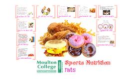 Nutrition - Fat