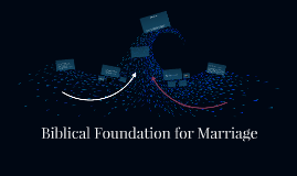 Biblical Foundation for Marriage
