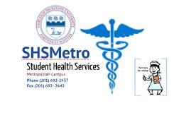 Copy of Student Health Services Nursing Orientation