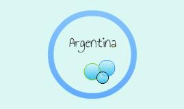 projet Argentine (test)