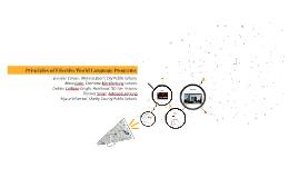 Copy of Principles of Effective World Language Programs