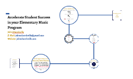 Accelerate Student Success in your Elementary Music Program