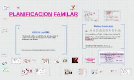 Copy of Copy of PLANIFICACION FAMILAR