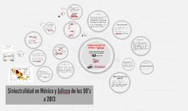 Siniestralidad en Jalisco y México