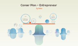 Career Plan - Entrepreneur