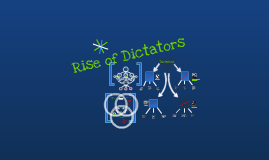 Copy of Rise of Dictators
