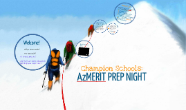 AzMERIT Prep Night 5th Grade