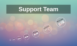 Copy of Support Presentation