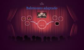 Copy of Baloncesto adaptado