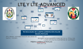 Copy of LTE Y LTE-ADAVANCED