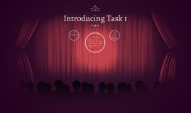 Introducing Task 1