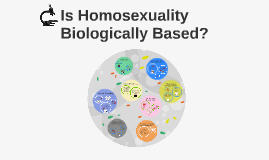 Is Homosexuality Biologically Based?