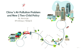 China 's Air Pollution Probelm and New 2-Child Policy