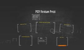 MS4 Revison Prezi