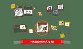 Hemotransfusión