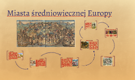 Miasta średniowiecznej Europy