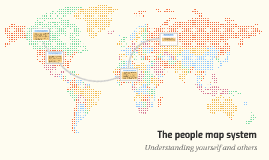 The people map system