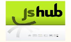 jsHub.org homepage