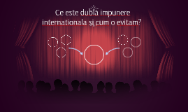 Ce este dubla impunere internationala si cum o evitam