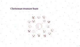 Christmas treasure hunt