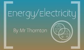 Energy/Electricity