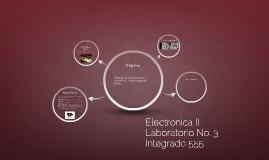 Laboratorio Nº 3 Electronica II