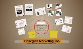 Collegian Marketing Inc.