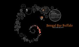 Bengal Bar Buffalo