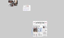 LPHS: Synergy - Dance 3/CE Disclosure
