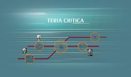 TERIA CRITICA