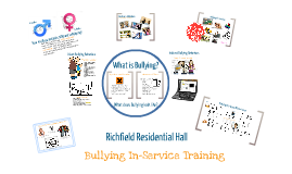 Richfield Residential Hall Bullying Training