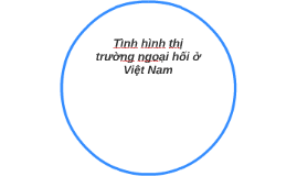 Tình hình thị trường ngoại hối ở Việt Nam